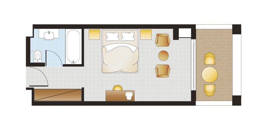 premier-sea-view-room-filoxenia-floorplan