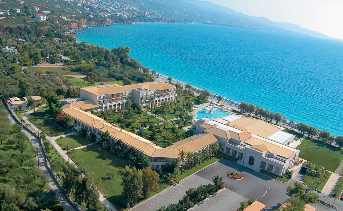 Populaire Luxury Hotel in Kalamata, Filoxenia Beach hotel in Peloponnese VS29