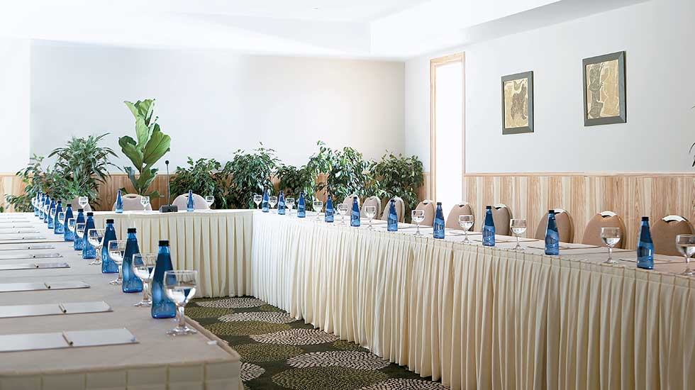 conference room filoxenia hotel peloponnese